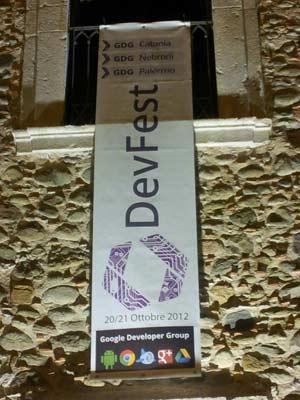 devfest-sicilia-sviluppatori web