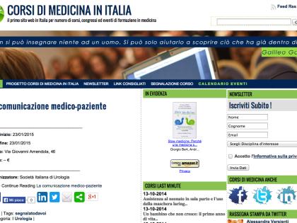 Corsi di Medicina in Italia